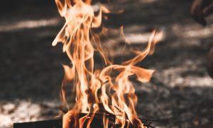 焚き火の楽しみ方